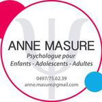 Anne Masure -  Psychologue
