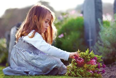 Deuils d'enfants et rituels thérapeutiques dans la nature