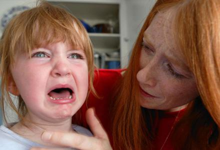 Le Burn-out parental ; quand être parent devient insupportable.