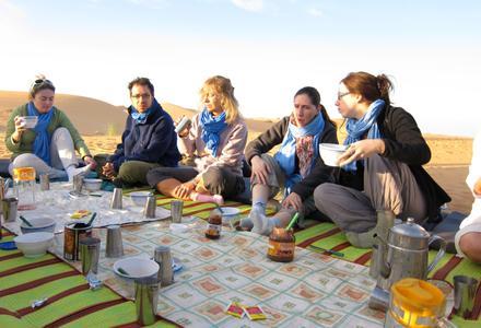 Le témoignage de Kate après notre stage dans le désert en Mauritanie !