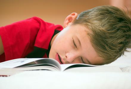 Les réveils nocturnes d'un jeune enfant