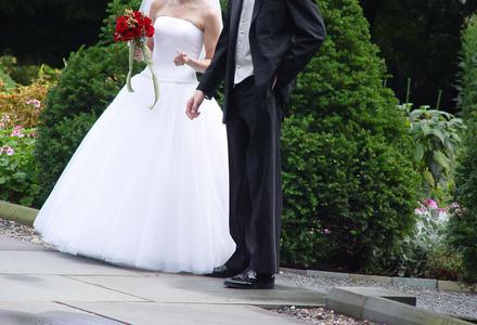 Robe de mariée et thérapie de couple