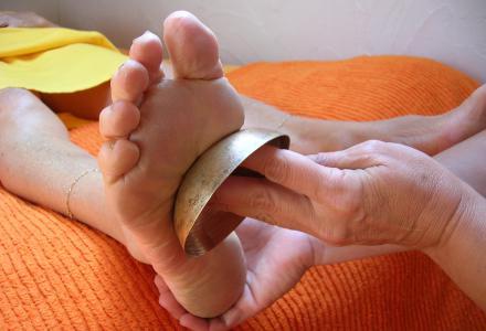 Le massage au bol Kansu