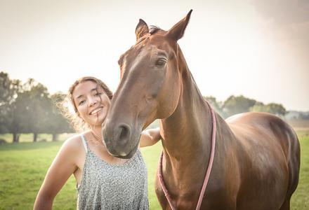 Méditer avec les chevaux, pourquoi faire?