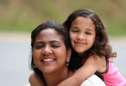 Les angoisses de séparation d'une petite fille de 7 ans