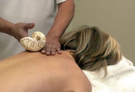 Le massage aux coquillages et pierres chaudes