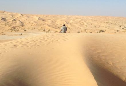 Le témoignage de Paul après notre stage dans le désert en Mauritanie