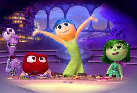 VICE VERSA, au cinéma, un moment de joie !!