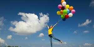 Funférence: Y a d'la joie...de vivre!