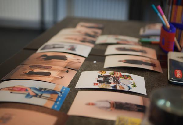 La Photothérapie Formation continue en 3 parties Comprendre la portée thérapeutique de la photographie et la mettre en application dans des cadres de soin