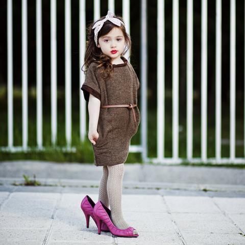 Quand je serai grande, je serai toujours une fille