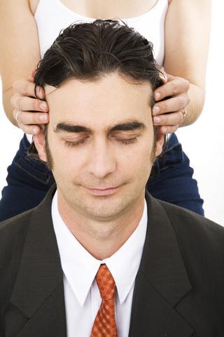 Le massage en entreprise