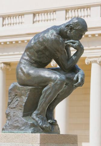 Les grands artistes sont des hommes, pourquoi ?