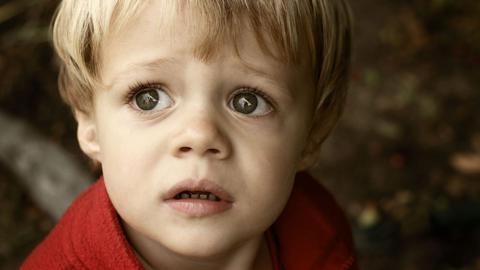 A l'écoute des peurs de l'enfant