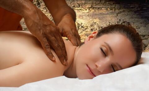 Le massage...de la douceur au temps du Covid