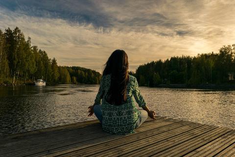 Téléméditation : isolés et unis