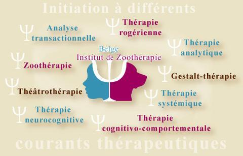 Initiation à différents courants thérapeutiques